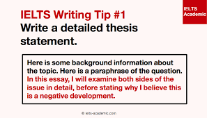 Ielts Writing Tips How To Write 150 Or 250 Words