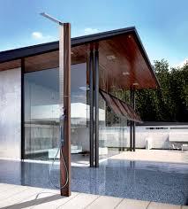 outdoor shower. Lightbox Outdoor Shower