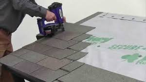3 tab shingles red. Espanol How To Install Malarkey 3 Tab Roofing Shingles Youtube Red