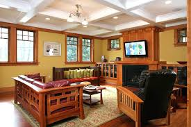 mission style living room furniture delightful craftsman style living room furniture intended for