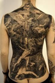 Vzory Tetování Tetování Na Záda
