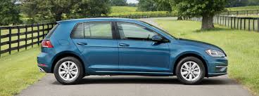 Vw Chart 2018 Vw Golf Pricing Chart And Trim Levels