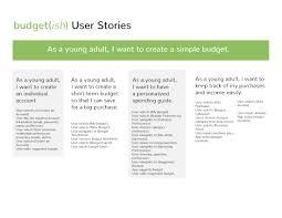 Budget For Young Adults Budgeting App Development Ellen Biggerstaff