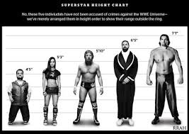 Superstar Height Chart By Theelectrifyingonehd Height