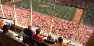 Boone Pickens Stadium Field View From Suites Flickr