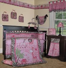 beautiful girl baby nursery room decoration with various zebra baby girl bedding engaging picture of