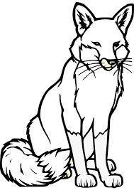 Small Picture Fox Coloring Pages GetColoringPagescom