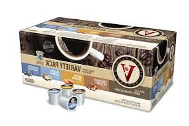 However, with today's deals on victor allen's packs, your totals drop to around $0.18 per cup down below. Victor Allen Coffee Autumn Favorites Variety K Cup 96