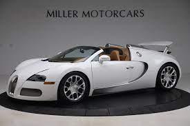 Introduced in 2011 for the 2012 model year, the super sport was an even faster and more focused car than the standard veyron. Pre Owned 2011 Bugatti Veyron 16 4 Grand Sport For Sale Miller Motorcars Stock 7809