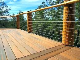 cable deck railing deck railing systems cable railing systems for decks cable infill systems gallery cable cable deck railing