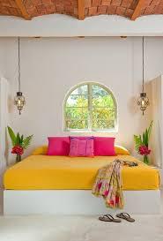 Mexican Bedroom Decor Mexican Interior Decor