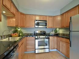 Wall Mounted Kitchen Cabinets Kitchen Cabinets For Cheap Cream Gradation Granite Base Countertop