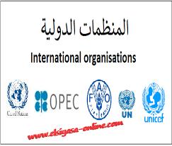 المعرفة،الممارسة والسلطة: إعادة التفكير في الأجندة الجديدة لدراسات المنظمات  الدولية
