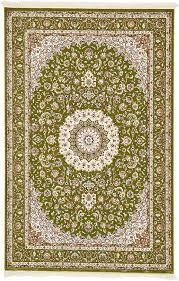 olive 639 5 x 1039 mashad design rug area rugs erugs