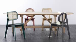 unique pieces of furniture. Cane Chairs By Atelier 2+. Picture: Rodtham Theeranithi Unique Pieces Of Furniture H