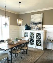 modern dining room decor. Dining Room Decor Bia Parade Of Homes Rustic Modern