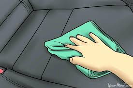 home remes for cleaning leather car interior image titled clean