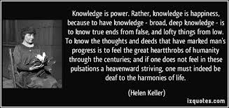 Knowledge Is Power Quote New Famous Quotes Knowledge Is Power On QuotesTopics