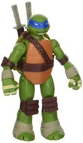 ninja turtles. Perfect Ninja Teenage Mutant Ninja Turtles Battle Shell Leonardo Action Figure  Discontinued By Manufacturer Intended Amazoncom