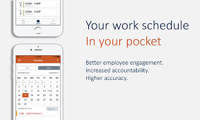 Employee Shift Schedule App Want To Increase Employee Engagement Weve Got An App For That