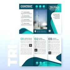 Trifold Template For Word Tri Fold Brochure Template For Word Skincense Co