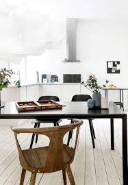 Kitchen Partition Wall Designs A Glazed Partition To Divide The Kitchen And Hallway Coco Lapine