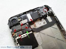 iPhone 4S disassembly, screen replacement and repair