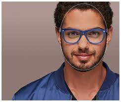 gles to fit male face zenni optical