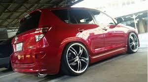 Toyota RAV4 Tuning - YouTube