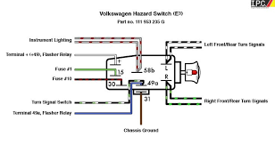 hazard switch wiring diagram hazard image wiring emergency switch wiring diagram jodebal com on hazard switch wiring diagram