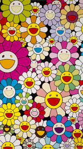 A wallpaper or background also known as a desktop wallpaper desktop takashi murakami wallpaper laptop. Takashi Murakami Iphone Wallpapers Wallpaper Cave