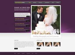 Photographer Website Template Free Photography Web