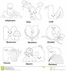 Free Printable Preschool Alphabet Coloring Pages Inside For