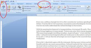 Microsoft Word Vocabulary How To Check Grammar Readability In Microsoft Word Writefix Com