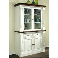 kitchen hutch cabinet ideas corner