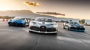Bugatti is a brand that trades in both exclusivity and excess, for with each car that it produces, you can expect an incredibly low production count as well as an. Bugatti Photo Release First Divo Deliveries To The Us West Coast Bugatti Newsroom