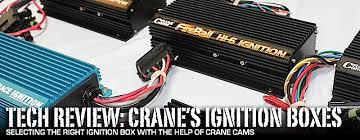 tech review taking a quick look at crane's ignition boxes crane hi 6s ignition at Crane Ignition Box Wiring Diagram