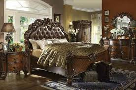 Elegant Bedroom Ideas And Traditional Furniture Sets Regarding Plans