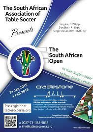 South African Association of Table Soccer
