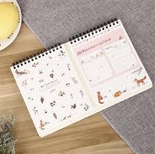 Office Calender 2019 Year Lovely Kawai Animal Home Calendar Table Calendars Desk Calendar Office School Supplies 2019 Calendar Escolar Papelaria