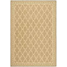 all weather outdoor rugs courtyard trellis all weather dark beige beige indoor outdoor rug 2 outdoor all weather outdoor rugs