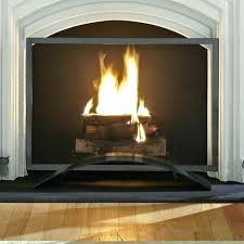 pleasant hearth fireplace screen arched with doors logs lovely for glass door small good ha pleasant hearth fireplace doors gr glass