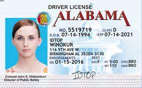Buy For 00 Maker Cheap al Ids Fake Cards usa fake Ids scannable Id - Alabama Sale 90