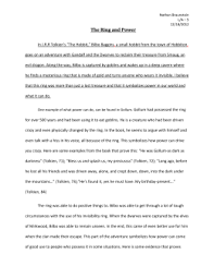 the hobbit literature unit introduction meaning of life