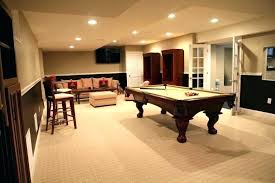basement pool table. Simple Basement Basement Small Pool Table Ideas With E