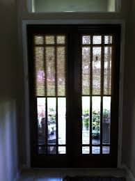 full size of french doors alternatives to enclosed door blinds you can install yourself blind