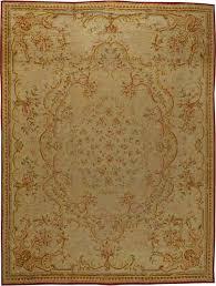 antique carpets european american french aubusson savonnerie austrian ivory botanical 20x15 bb6129
