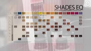 Shades Eq Shade Chart Redken Shades Eq Hair Color Mixer The L A Collection