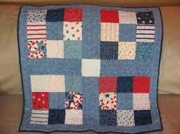 Nautical Themed Baby Quilt - FabricMomFabricMom & I ... Adamdwight.com