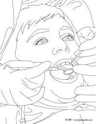 Dent Coloriage Coloriage Objets De La Maison Coloriage De Enfant